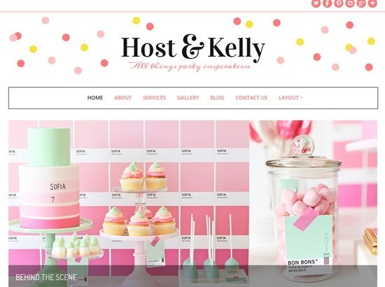 Best Feminine WordPress Themes Collection