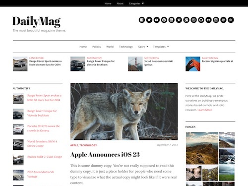 dailymag-theme