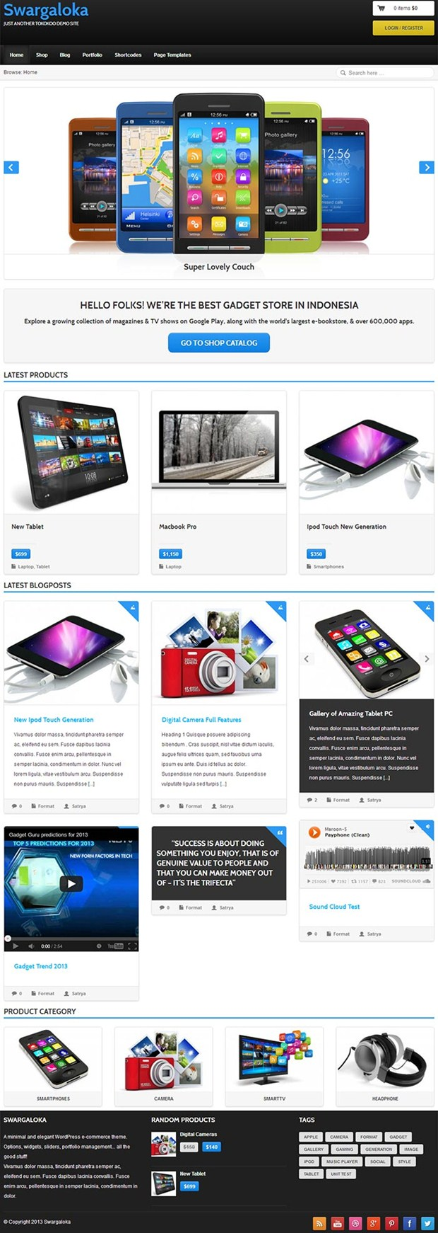 Swargaloka-Simple-WooCommerce-WordPress-Theme