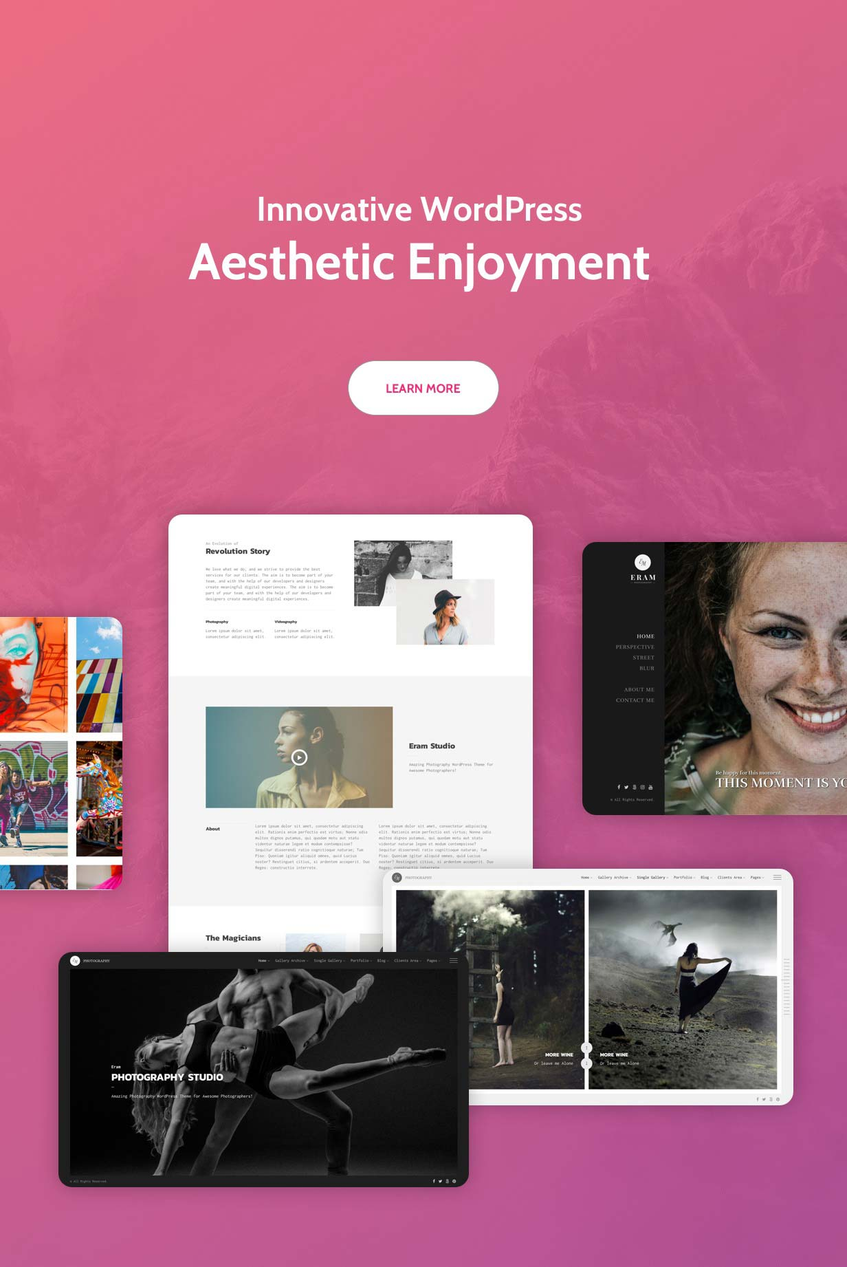 Eram WordPress Theme